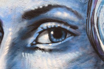Auge / Street art