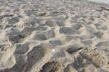 Ocean Sand Pattern