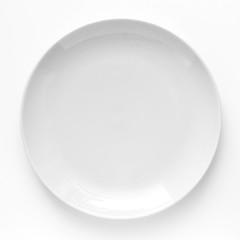 Basic white plate