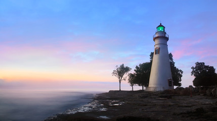 The Marblehead Lighthouse