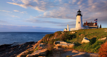 Pemaquid Point Lighthouse Wall mural