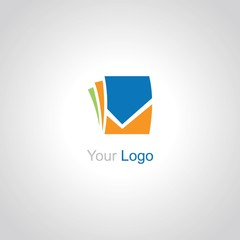 paper data business logo