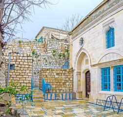 The Abuhav Synagogue