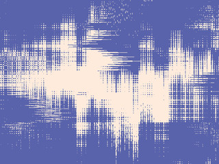 Abstract grunge vector background. Graphic composition of irregular elements. Created using handmade camera-less photographic negative.