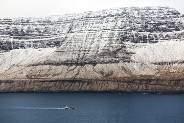 Faroe Islands Mountains