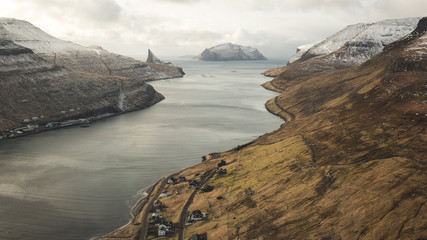 Faroe Islands Coast