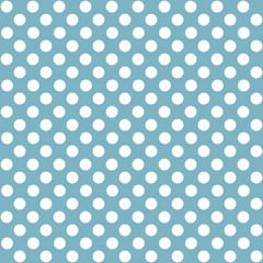 Blauer Hintergrund mit weißen Punkten