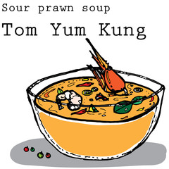 food cartoon vector