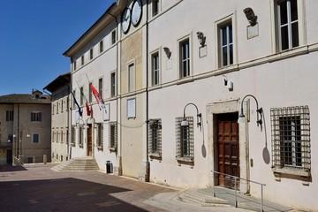 Spoleto - Palazzo del Municipio