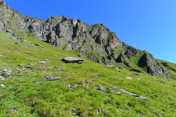 Trekking im Tuxertal Tirol