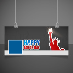 Labor day popular social media cover