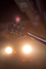 Gitarrenkopf Konzert