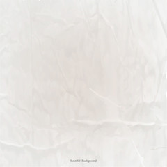 Seamless crumpled paper texture neutral background
