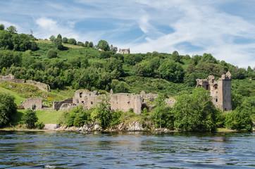 Urquhart Castle. Inverness. Scotland