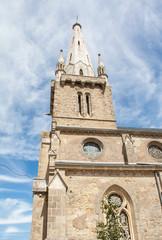 Bouin. Eglise Notre Dame, Vendée, Pays de Loire