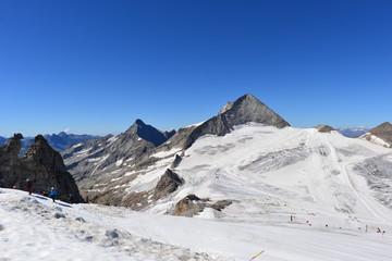 Hintertuxer Gletscher in Tirol - Österreich