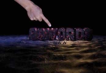 Adwords, Internet, Background