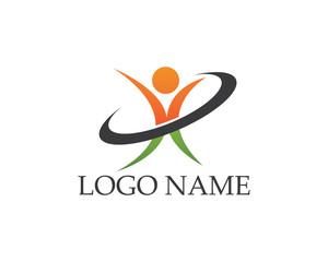 Health people logo
