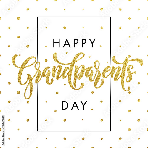 Happy grandparents day greeting card stock image and royalty free happy grandparents day greeting card m4hsunfo