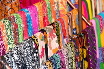 Batik indonesian silk cotton fabric tissue for sale
