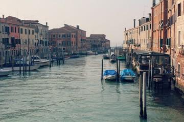 Canale, tipico di Venzia