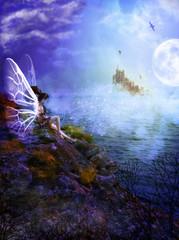 Сказка под лунным светом