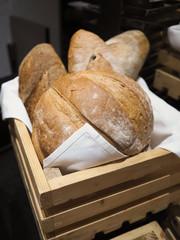 Many mixed breads