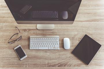 Modern technology for work