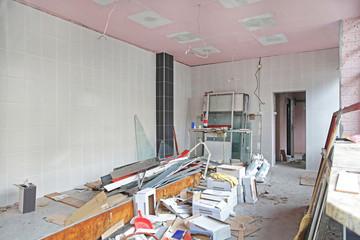 Store Construction