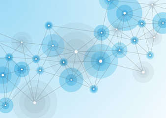 Social Communication Image #Vector Background