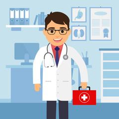 Doctors actions