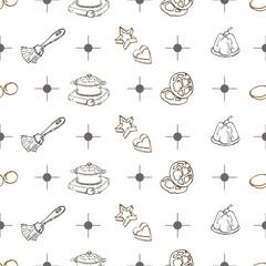 Bakery objects pattern E
