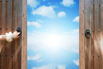未来への扉を開く