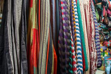 Colorful Hammocks for sale in Masaya, Nicaragua