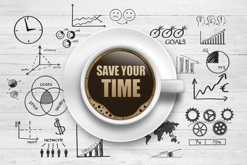 Save your time / timemanagement
