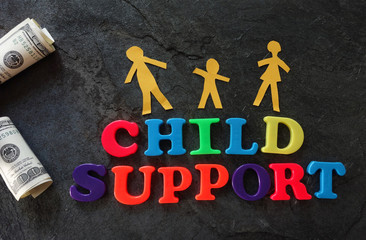 Child Support family