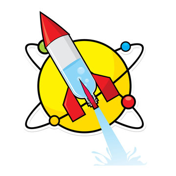 Science Project - Water Bottle Rocket