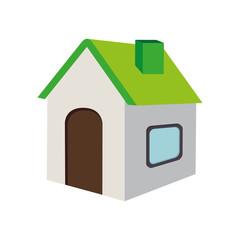 house recycle envioment nature energy design vector illustration eps 10