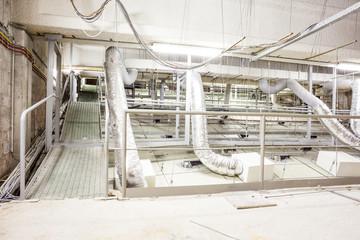 ventilation system for ventilation