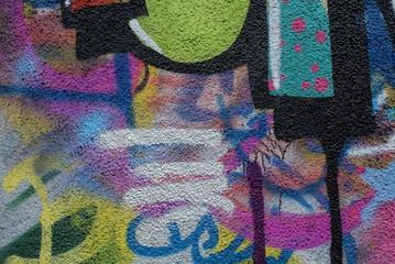 Graffiti Background Image