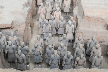 Xian China Terra Cotta Warriors