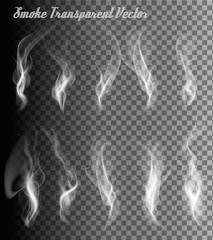 Completely transparent set of smoke vectors.