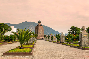 Middle Of The World Monument, Ecuador