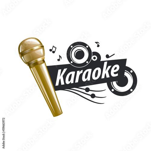 Karaoke Clipart Karaoke Logo Vector | ...