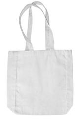 white textile eco bag
