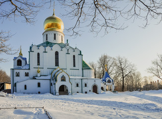 the Fyodorovsky Cathedral.