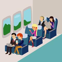 Люди в путешествии