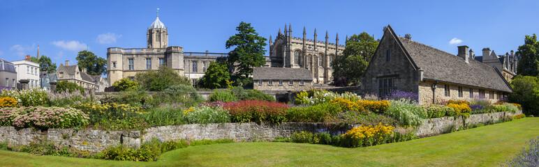 Christ Church Memorial Garden in Oxford
