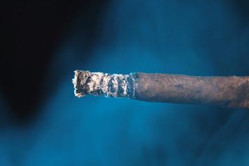Rauch Rauchen Asche Tod