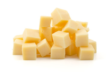 Gewürfelter Käse
